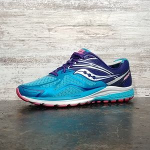 Womens Saucony Guide 9 Running Shoes SZ 9.5 41 2E
